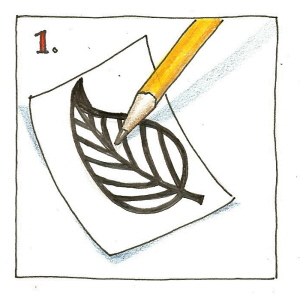 sketch or trace a simple design on a small piece of paper copy paper or tracing paper anything fairly lightweight plan your stamp to fit on the surface - Simple Pictures To Trace