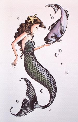 mermaid drink
