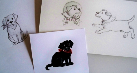 dogsketches