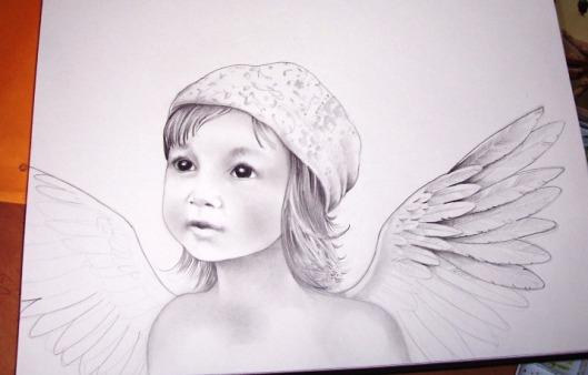 angelchild sketch