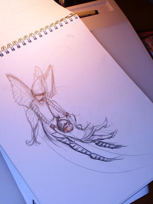 fairysketch