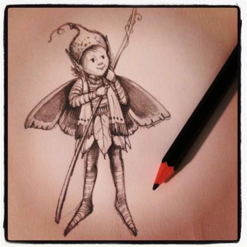 Instagram fairy