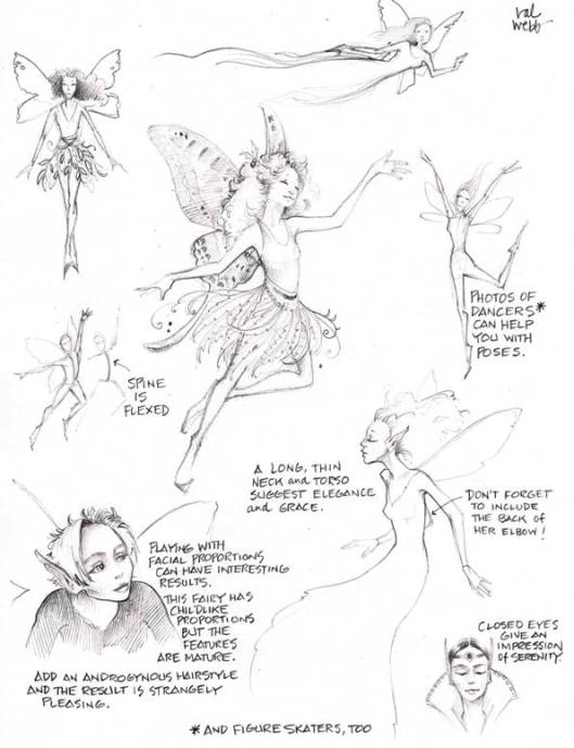FairySketchbookPage