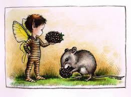 mouse and fairy