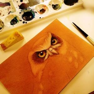 Burrowing Owl pic