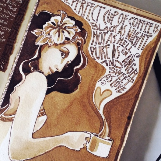 Paper Prep Coffee Girl2