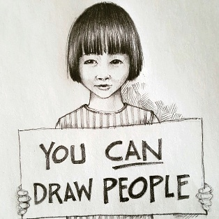 Draw People
