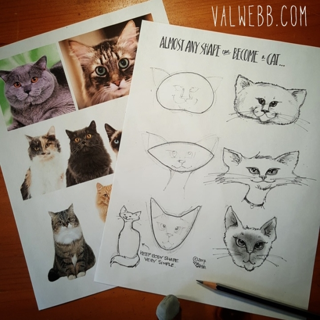 Draw Cats